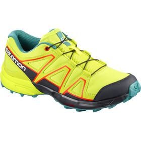 Salomon Speedcross - Zapatillas running Niños - amarillo